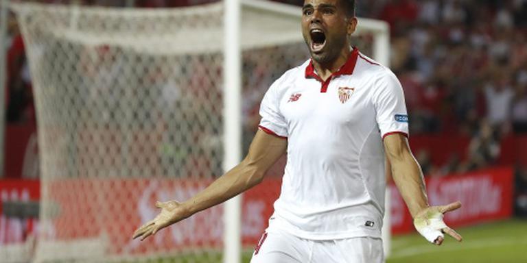 Sevilla blijft baas in eigen stad