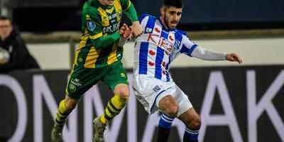 ADO kan voorsprong in Heerenveen niet vasthouden: 2-2