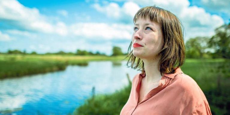 Marlene Bakker oogst succes met haar eerste cd/lp Raif.