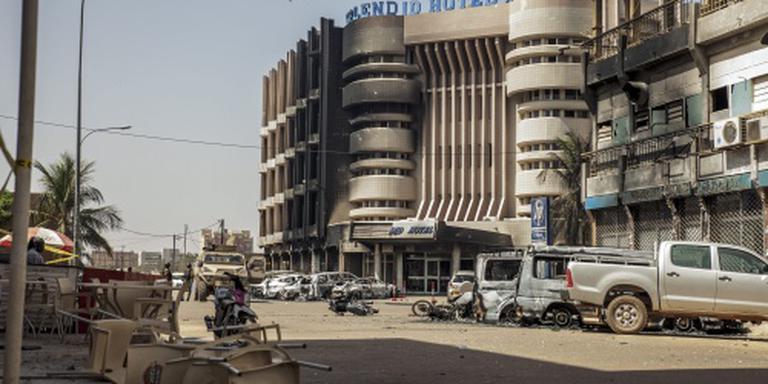 Dodental gijzeling Burkina Faso stijgt