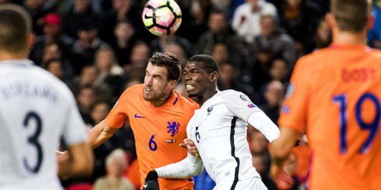 Pogba: Frankrijk is niet team-Pogba