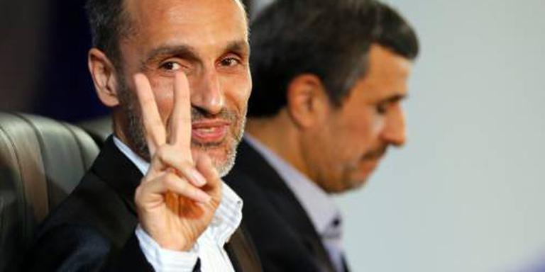 15 jaar cel voor ex-vicepresident Iran