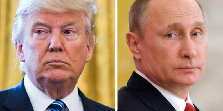'Trump moet Poetin keihard aanpakken op top'