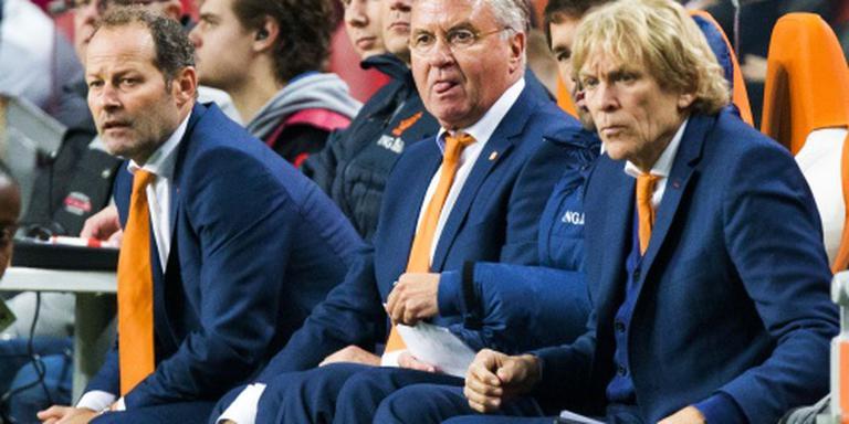 Jorritsma stopt als teammanager Oranje