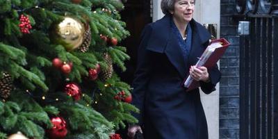 'Meerderheid Conservatieven steunt May'