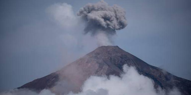 nieuws vulkaan italië