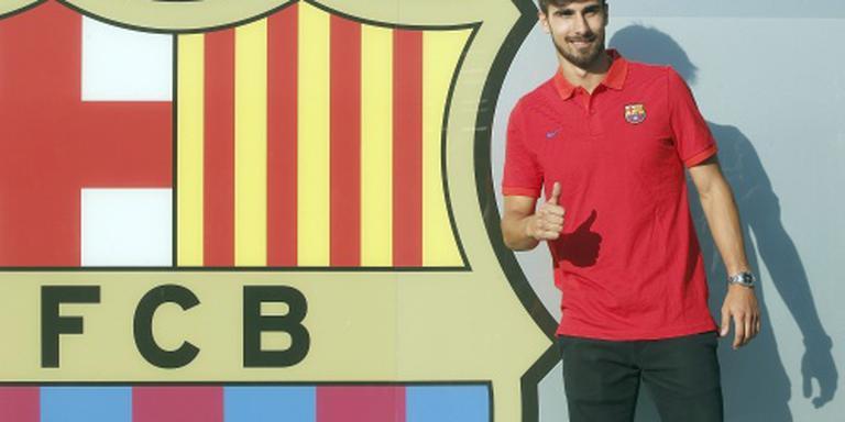 Gomes tekent voor vijf jaar bij Barcelona
