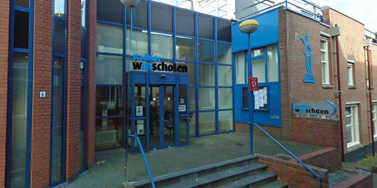 Het stadhuis van Winschoten