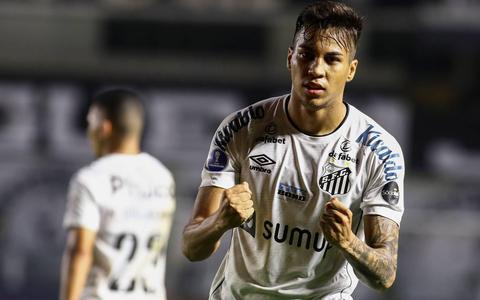 Juventus neemt Braziliaans talent over van Santos