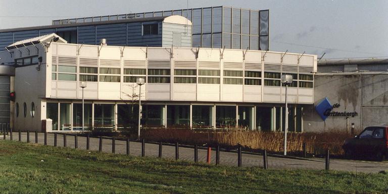 Het AZC in Hoogeveen. Foto: Archief DvhN
