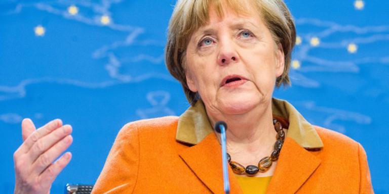 Tik voor Merkels CDU in deelstaatverkiezingen