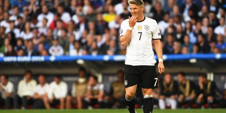 Schweinsteiger in het spoor van Ronaldo