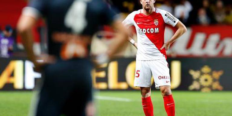 AS Monaco geeft voorsprong weg bij Dijon