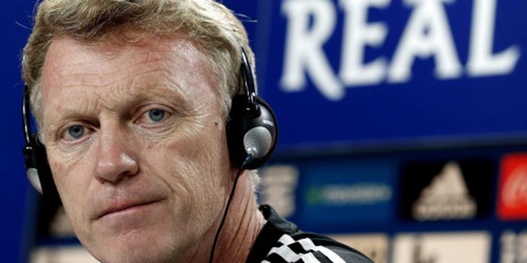 Moyes vervangt Allardyce bij Sunderland
