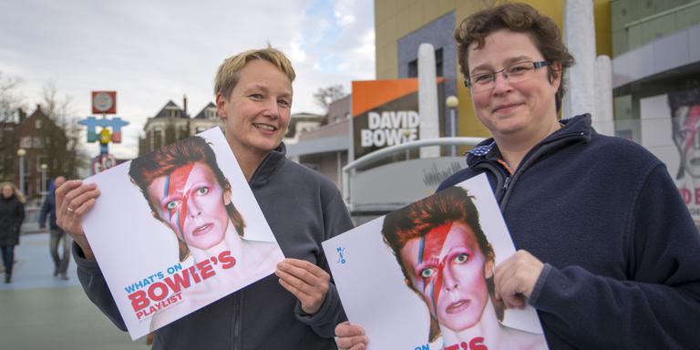 Op zoek naar de gouden Bowie-plaat