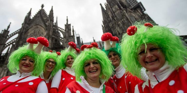 Keulen zet 2500 politiemensen met carnaval in