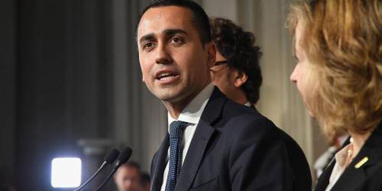 Akkoord over coalitieprogramma Italië staat