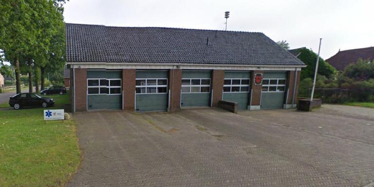 Huizen op terrein brandweerkazerne in Dwingeloo