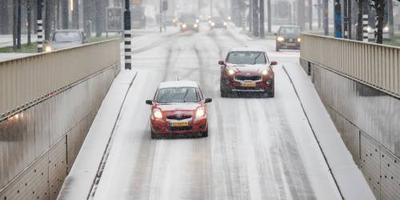 Recorddrukte op Nederlandse wegen