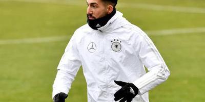 Emre Can pas in 2019 terug bij Juventus