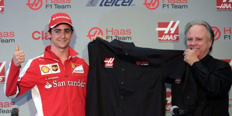 Nieuwkomer Haas rekent op punten in Formule 1
