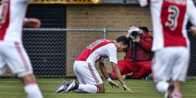 Veltman baalt van Ajax