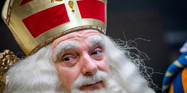 'Manifestatie NVU bij intocht Sinterklaas'