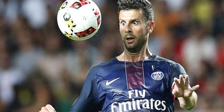 Monaco wint van Paris Saint-Germain