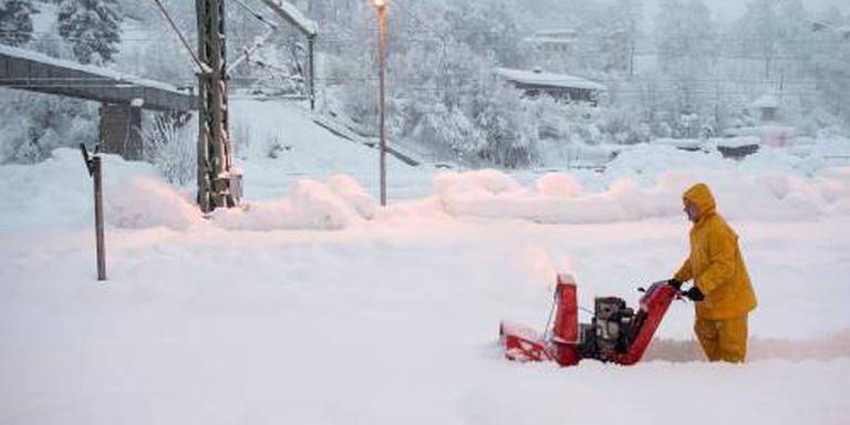 Sneeuwchaos eist al dozijn levens