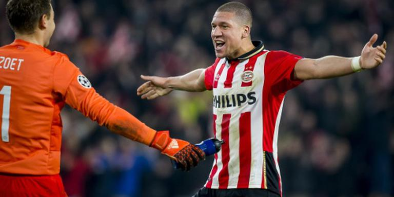 Bruma verlengt bij PSV