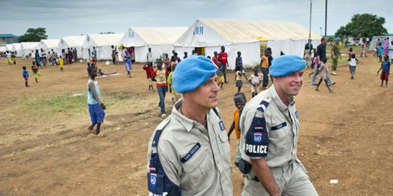 Kleinere missie in Zuid-Sudan