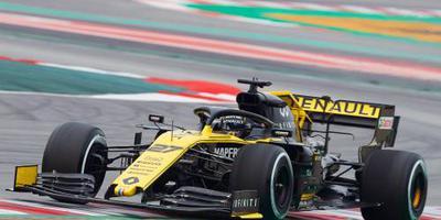 Hülkenberg snelste op vierde testdag