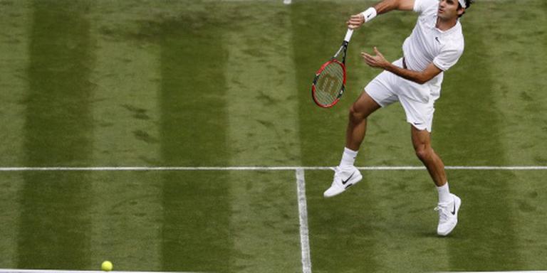 Stroeve start Federer op Wimbledon