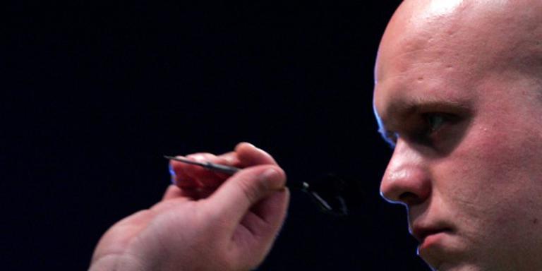 Van Gerwen wint Masters