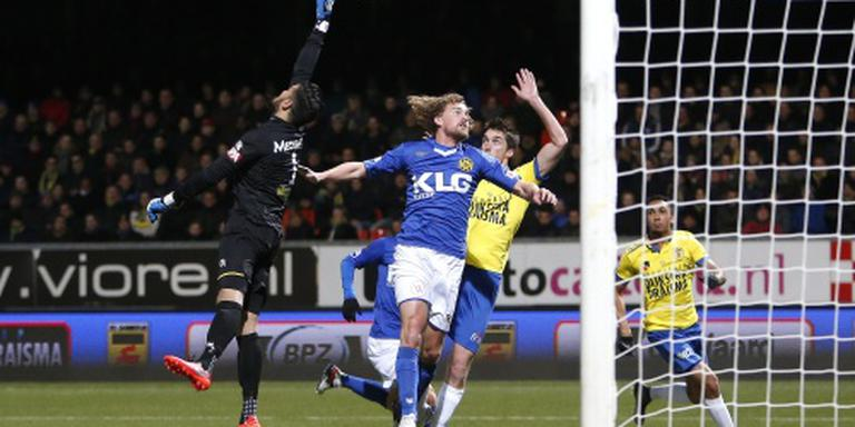 Cambuur met lege handen na duel met Roda JC