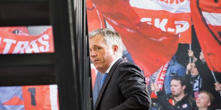Eredivisieclubs praten met FC Twente