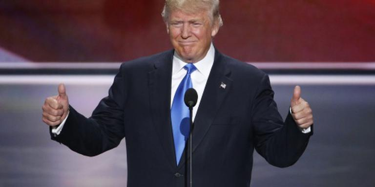 Donald Trump officieel presidentskandidaat