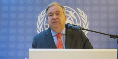 VN-chef bij laatste dag vredesbespreking Jemen