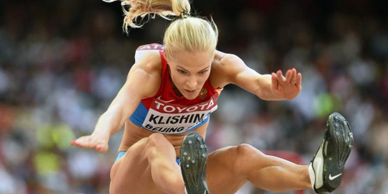Ook Russin Klisjina mag naar Rio 2016