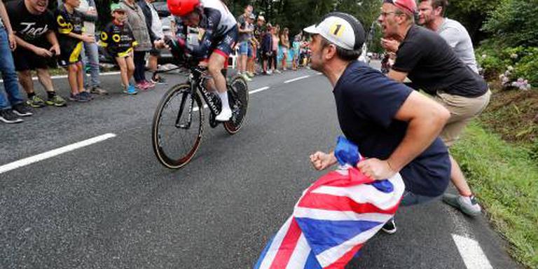 Martin strijdlustigste renner van Tour