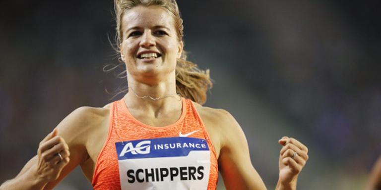 Schippers wint ook in Glasgow