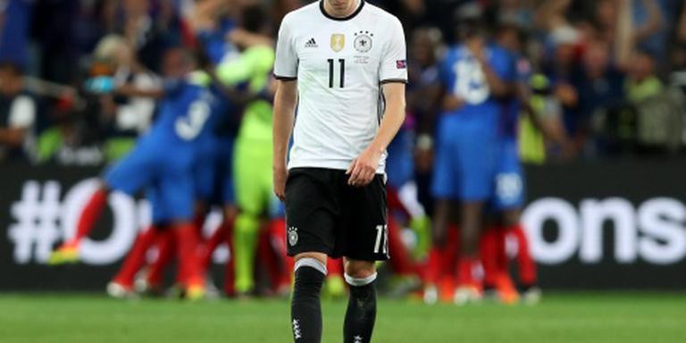 Draxler wil weg bij Wolfsburg