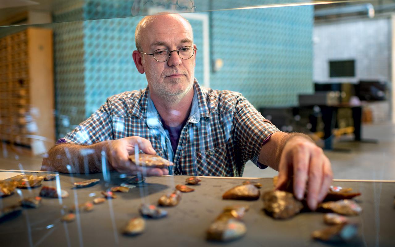 Volgens archeoloog Marcel Niekus betekent de vondst niet dat Tjerk Vermaning toch gelijk had. ,,Deze vondst is slecht nieuws voor aanhangers van Vermaning.