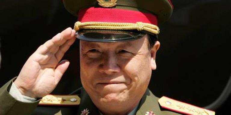 Chinese legerchef pleegt zelfmoord