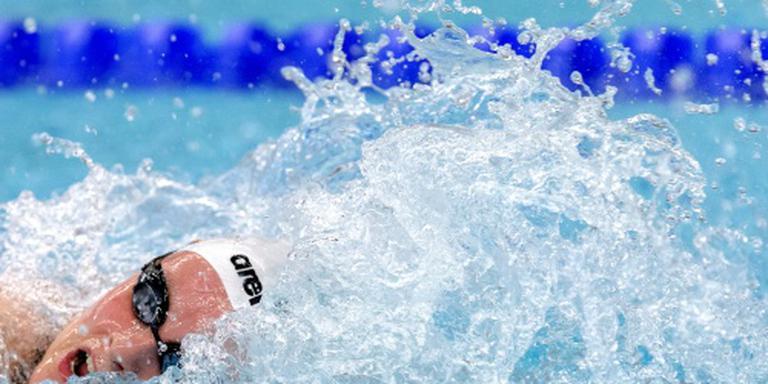 Zwemsters als vijfde naar finale 4x100 vrij