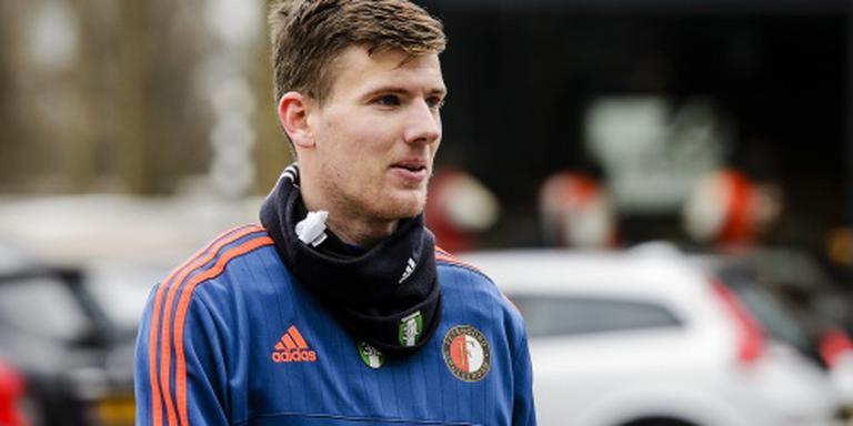 Feyenoord klopt RKC achter gesloten deuren