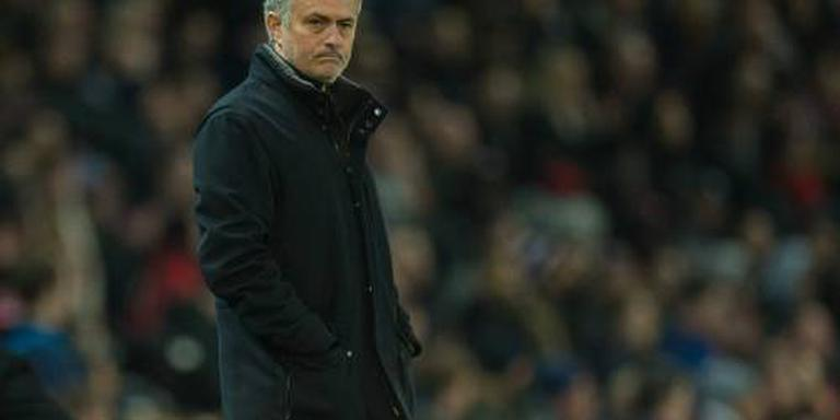 Mourinho grijpt in na blamage ManUnited