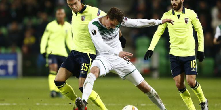 FC Groningen onmachtig in slotduel