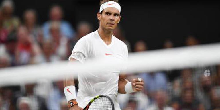Nadal en Djokovic zaterdag verder in Londen