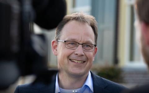 Harald Bouman, de opgestapte burgemeester van Noordoostpolder wilde 'starre cultuur' doorbreken, maar dat lukte niet